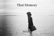 That Memory