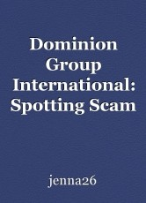 Dominion Group International: Spotting Scam Cruise Deal