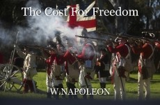 The Cost For Freedom