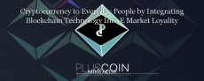 Cryptocurrency to Everyday People by Integrating Blockchain Technology Into E Market Loyality