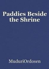 Paddies Beside the Shrine