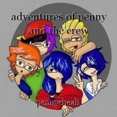 adventures of penny and the crew