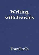 Writing withdrawals