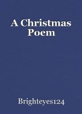 A Christmas Poem