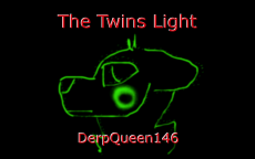 The Twins Light