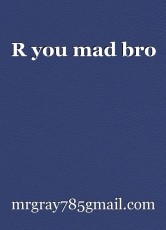 R you mad bro
