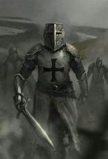 Malachi Stone: Knights Templar. Wolfmoon.