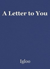 A Letter to You
