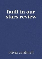 fault in our stars review