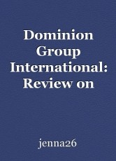 Dominion Group International: Review on Japan's Supplement Products