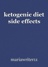 ketogenic diet side effects