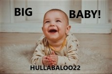 Big Baby!