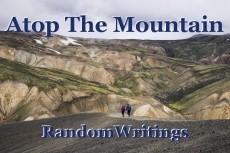 Atop The Mountain