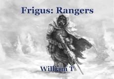 Frigus: Rangers
