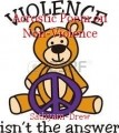 Acrostic Poem on Non-Violence
