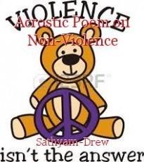 Acrostic Poem on Non-Violence