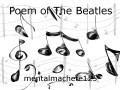 Poem of The Beatles