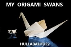 My Origami Swans