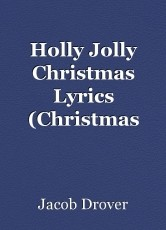 Holly Jolly Christmas Lyrics (Christmas Special)