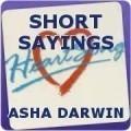 SHORT SAYINGS