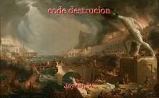 code destrucion
