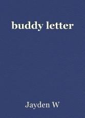 buddy letter