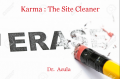 Karma : The Site Cleaner