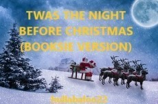 Twas The Night Before Christmas (Booksie Version)