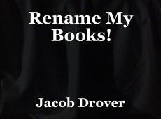 Rename My Books!