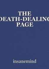 THE DEATH-DEALING PAGE