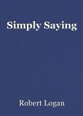 Simply Saying