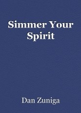Simmer Your Spirit
