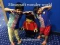 Minecraft wonder world