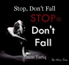 Stop, Don't Fall