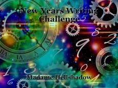 New Years Writing Challenge