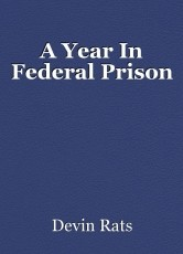 A Year In Federal Prison