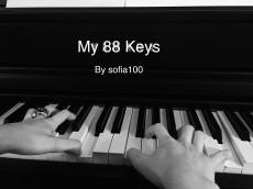My 88 Keys