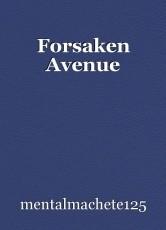 Forsaken Avenue