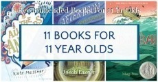 Recommended Books For 11 Yr Olds