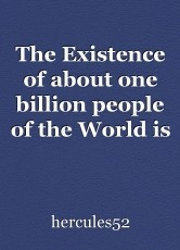 The Existence of about one billion people of the World is in danger by only 10 Terror Groups