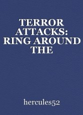TERROR ATTACKS: RING AROUND THE EXISTENCE THREATENS OF OVER A BILLION PEOPLE OF THE WORLD