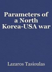 Parameters of a North Korea-USA war