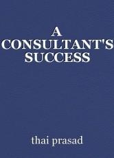 A CONSULTANT'S SUCCESS
