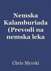 Nemska Kalamburiada (Prevodi na nemska leka poezija)