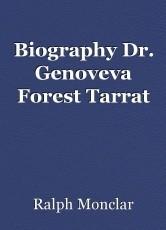 Biography Dr. Genoveva Forest Tarrat