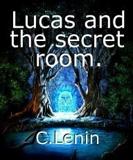 Lucas and the secret room.
