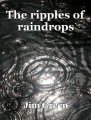 The ripples of raindrops