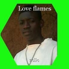 Love flames