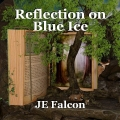 Reflection on Blue Ice