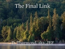 The Final Link